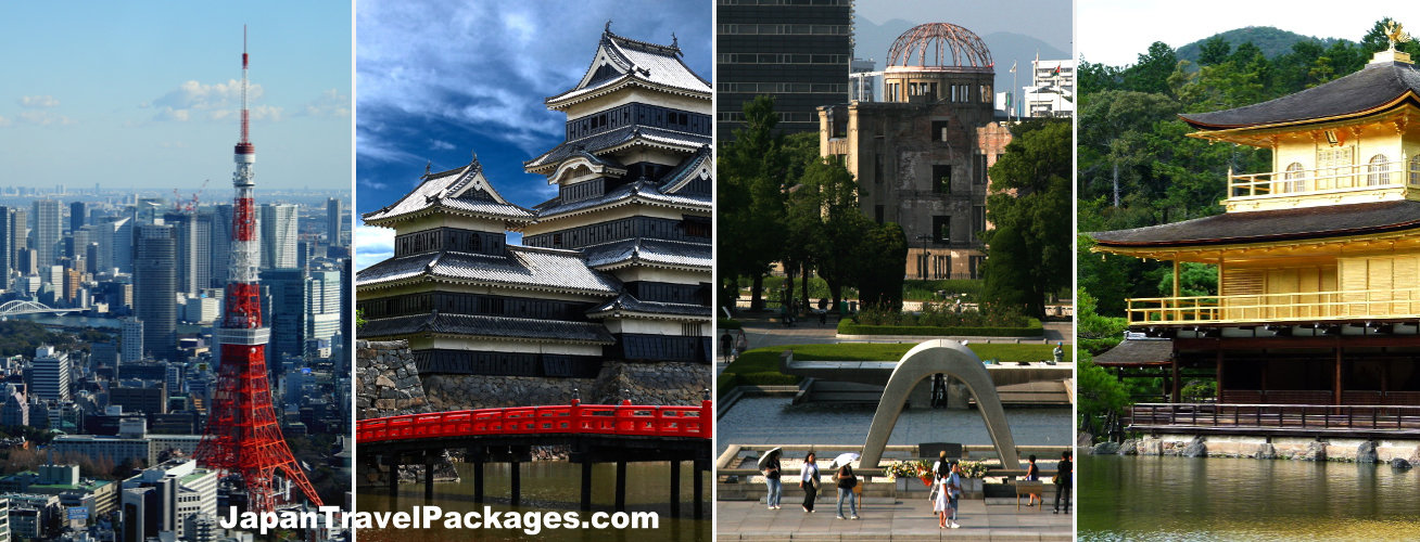 Best of Japan Tour - Japan Travel Packages (JapanTravelPackages.com)