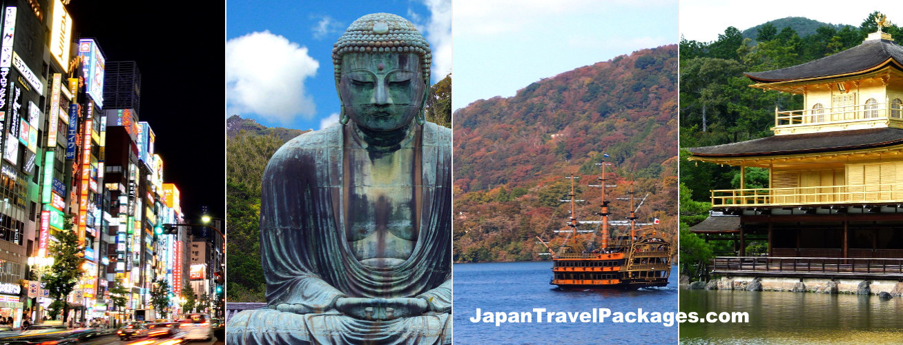 Tokaido Road Tour - Japan Travel Packages (JapanTravelPackages.com)