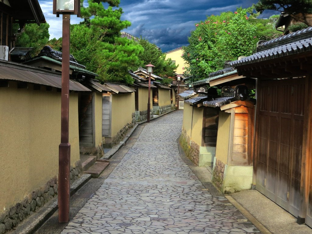 Nagamachi Samurai District, Kanazawa Japan for Japan Travel Packages (JapanTravelPackages.com)