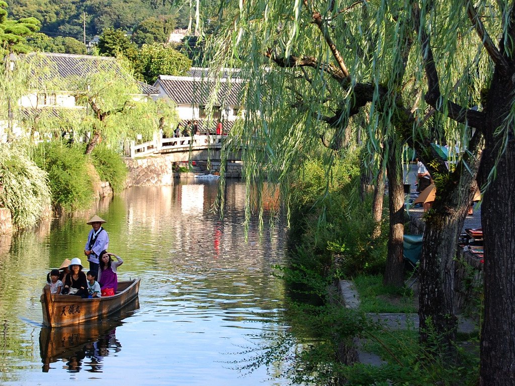 Kurashiki Japan for Japan Travel Packages (JapanTravelPackages.com)