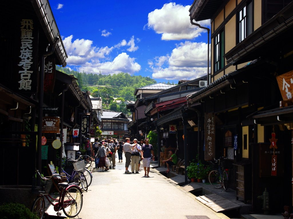 Takayama Japan for Japan Travel Packages (JapanTravelPackages.com)