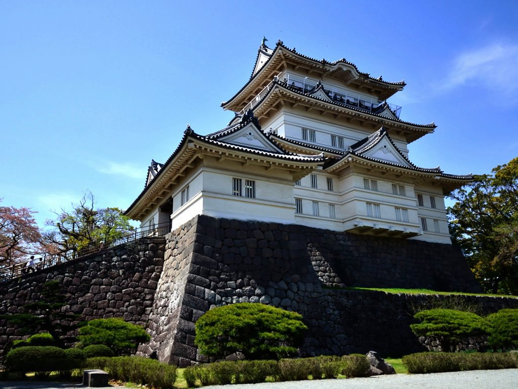 Odawara Castle for Japan Package Tours (JapanPackageTours.com)