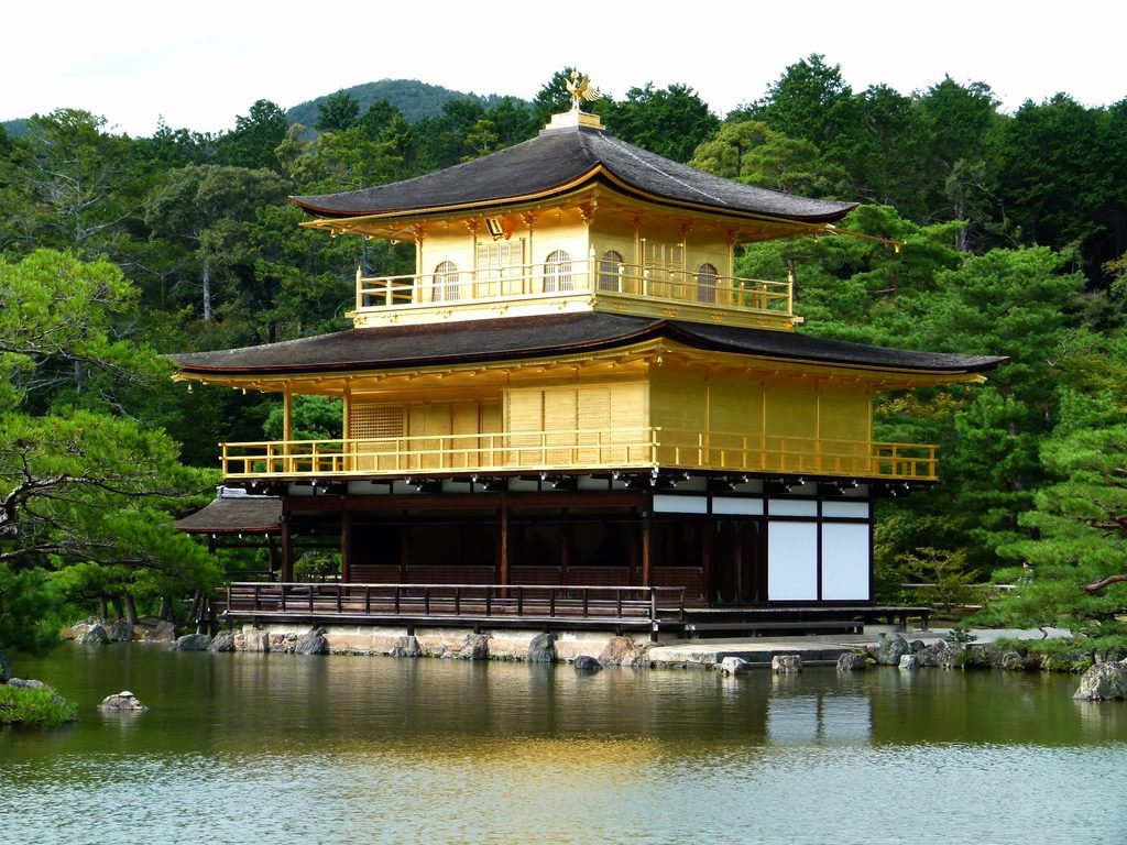 Kinkaku-ji in Kyoto Japan for Japan Travel Packages (JapanTravelPackages.com)