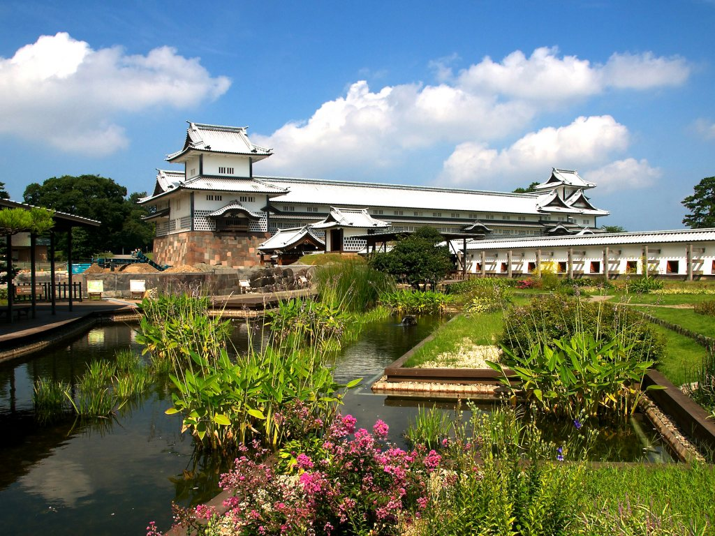 Kanazawa Castle Japan for Japan Travel Packages (JapanTravelPackages.com)