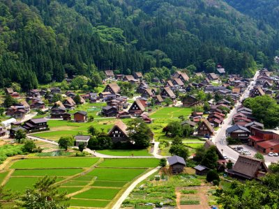 Shirakawa-go for Japan Travel Packages (JapanTravelPackages.com)