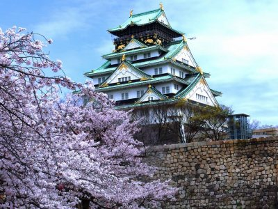 Osaka Castle for Japan Travel Packages (JapanTravelPackages.com)