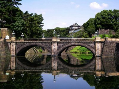 Tokyo Imperial Palace for Japan Travel Packages (JapanTravelPackages.com)
