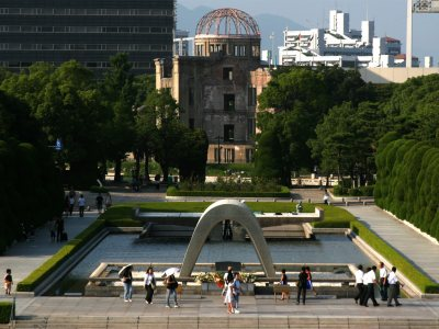 Hiroshima Peace Park for Japan Travel Packages (JapanTravelPackages.com)