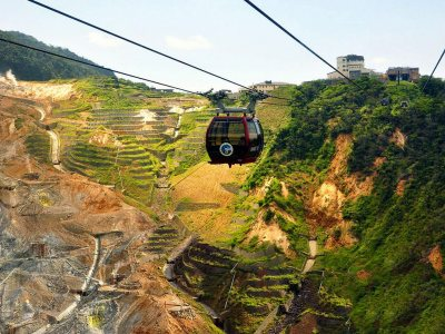 Ropeway Ride for Japan Travel Packages (JapanTravelPackages.com)