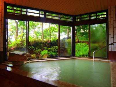 Hotel Kasansui for Japan Travel Packages (JapanTravelPackages.com)