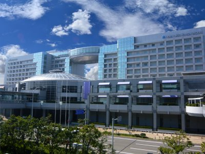 Hotel Nikko Kansai Airport for Japan Travel Packages (JapanTravelPackages.com)